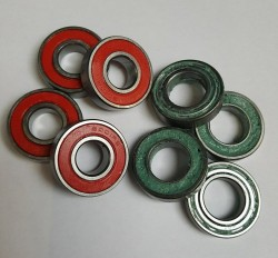 Intense Frame Bearing Kits